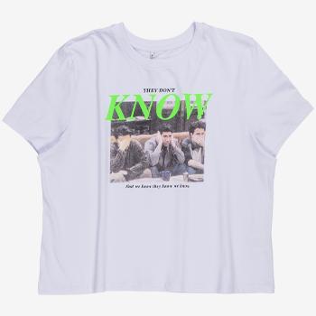 camiseta friends branca authoria t7254