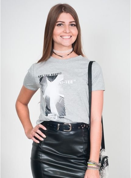 camiseta juvenil nyc mescla authoria look