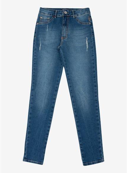 calca jeans juvenil skinny authoria t6656 still
