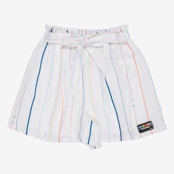 Shorts Juvenil Clochard Listrado Colorido Authoria T7265