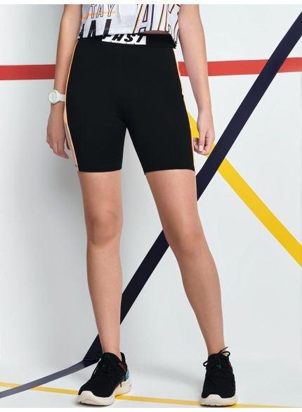 shorts ciclista active juvenil feminino v0017