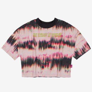 Blusa Juvenil Estampa Tie Dye Boreal T7542