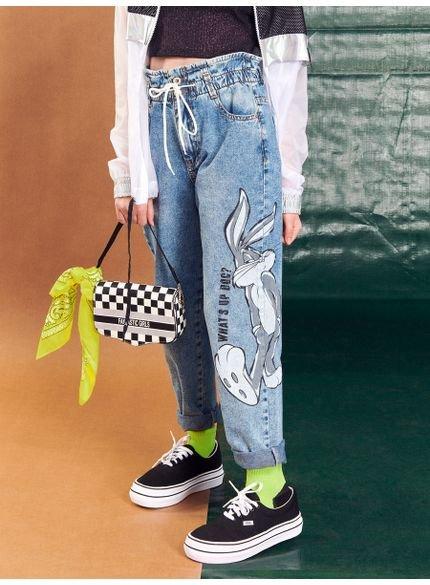 calca jeans teen pernalonga i am