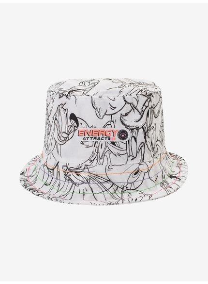 chapeu bucket teen looney tunes branco i am b0228