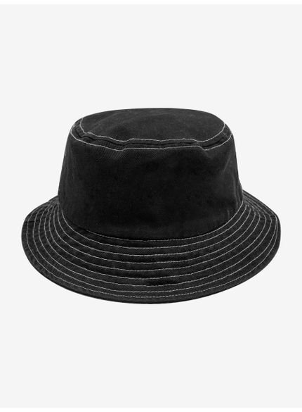 Chapeu Bucket Preto Juvenil Authoria